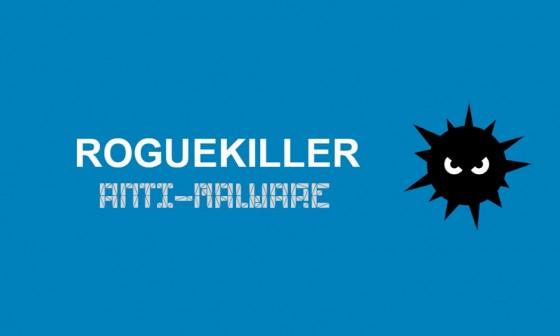roguekiller anti malwares