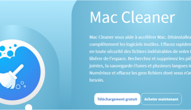 mac cleaner outil nettoyage mac