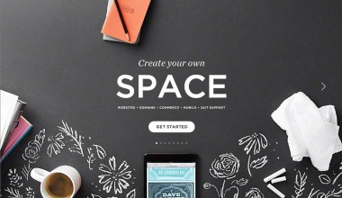 outil creation site web squarespace