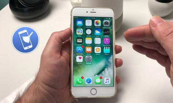 phoneclean nettoyage iphone